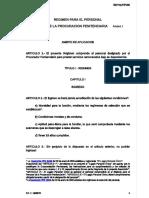 Regimen Para El Personal de La PPN - V1.1