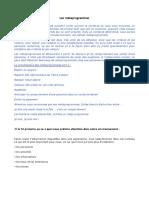 Les Métaprogrammes PDF