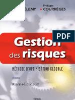 Gestion Des Risques - Méthode d'Optimisation Durable