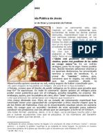 147 Curacion de Una Mujer y Conversion de Fontinai