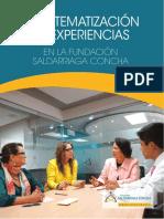 La sistematizacion de experiencias