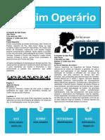 Boletim Operário 658