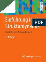 Einführung in die Strukturdynamik Modelle und Anwendungen by Dieter Dinkler (auth.) (z-lib.org)