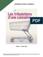 Télécharger Livre Gratuit Les tribulations d'une caissière (PDF - ePub - Mobi) Auteur Anna Sam