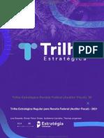 Trilha Estratégica Regular para Receita Federal (Auditor Fiscal) - 2021