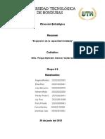 Dirección Estratégica Resumen G4