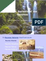 Gestão Sustentável dos Recursos