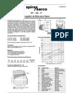 FT-10-1_Purgador_de_Bóia_para_Vapor-Technical_Information