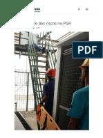 A Magnitude dos riscos no PGR _ Heitor Borba Soluções