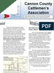 ccca march newsletter - bruce