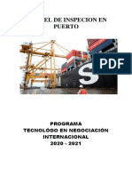 Manual de Inspeccion en Puerto ACTIVIDAD 5