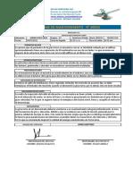 INFORMES  DE MANTENIMIENTO N°00035-2021- REVALORA S.A.C _04 de Marzo 2021