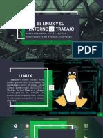 El Linux y su entorno