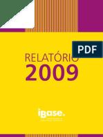 IBASE - Relatório 2009