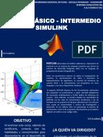 Brochure Matlab Básico - Intermedio 04 de Julio