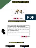 S12.s01.ANULABILIDAD  DEL ACTO JURÍDICO