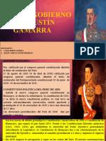 2. Segundo Gobierno de Agustín Gamarra (1)