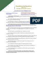 Lei de Introdução às normas do Direito Brasileiro (LICC)
