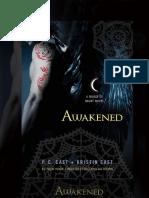 8. Awakened (Despertada)