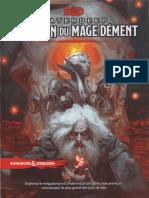 [JDR] D&D 5e - Le Donjon Du Mage Dément