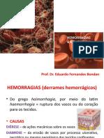 Hemorragias e hemostasia