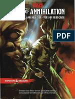 [JDR] D&D 5e - La Tombe de l'Annihilation