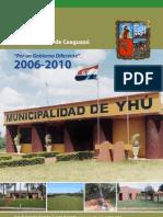 Municipalidad de Yhú - PortalGuarani.com