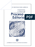 Criterios Editoriales IIJ UNAM
