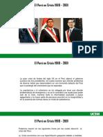 Urbanismo y Crisis en El Perú (2)