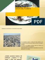 ETICA DEL CUIDADO DEL PLANETA 5