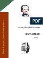 Edgarpoe Le Corbeau Mallarme