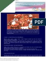 DITADOS POPULARES PROVÉRBIOS - MULHER VIRTUAL