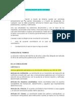 CONCILIACIÓN ANTE NOTARIO REQUISITOS