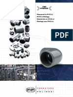 Fittings PVC U FIP Make