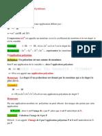 Chap2 Monômes Polynômes 1