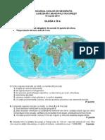 2011_Geografie_Etapa judeteana_Subiecte_Clasa a IX-a_1