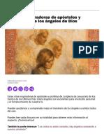 10 citas inspiradoras de apóstoles y profetas sobre los ángeles de Dios