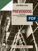 Regiduria Libro Prevenidos