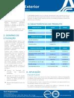 RHP Médio Exterior-SECIL ARGAMASSAS