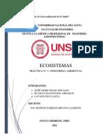 Practica 2- Ecosistema