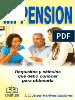 Mi Pensión 2021 Javier Martinez