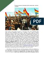 Compromisuri ale unui calendar impus samavolnic. 18 Noiembrie 1918 în calendar iulian - adevărata dată a sărbătorii Marii Uniri a românilor.