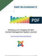Joomla Frontend Hilfe Aps Salzburg