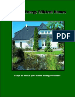Guide to Energy Efficient Homes