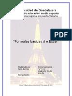 Formulas de Excel