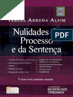2017-Nulidades do Processo e da Sentença - Teresa Arruda Alvim
