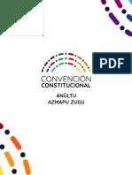 MAPUZUNGUN - Manual Convención Constitucional