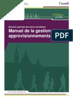 Manuel de La Gestion Des Approvisionnements ( PDFDrive )