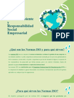 Sistema de Gestión de Medio Ambiente y Responsabilidad Social Empresarial