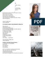3 poemas de autores guatemaltecos